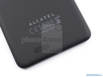 Loudspeaker - Alcatel One Touch Idol Ultra Review