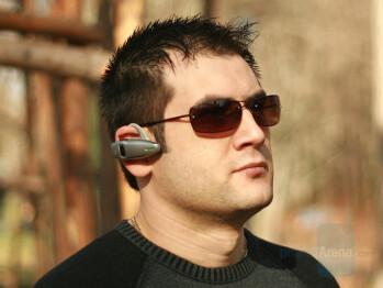 Motorola HS805 Headset Review