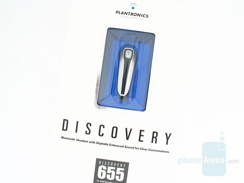 Plantronics 655 Bluetooth Headset Review