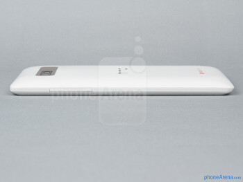 The volume rocker is on the right - HTC Desire 600 Review