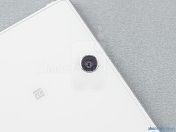 Rear camera - Sony Xperia Z Ultra Review