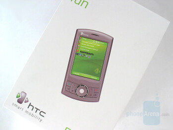HTC P3300 Artemis Review