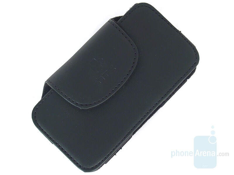 P3300's Carrying pouch - HTC P3300 Artemis Review