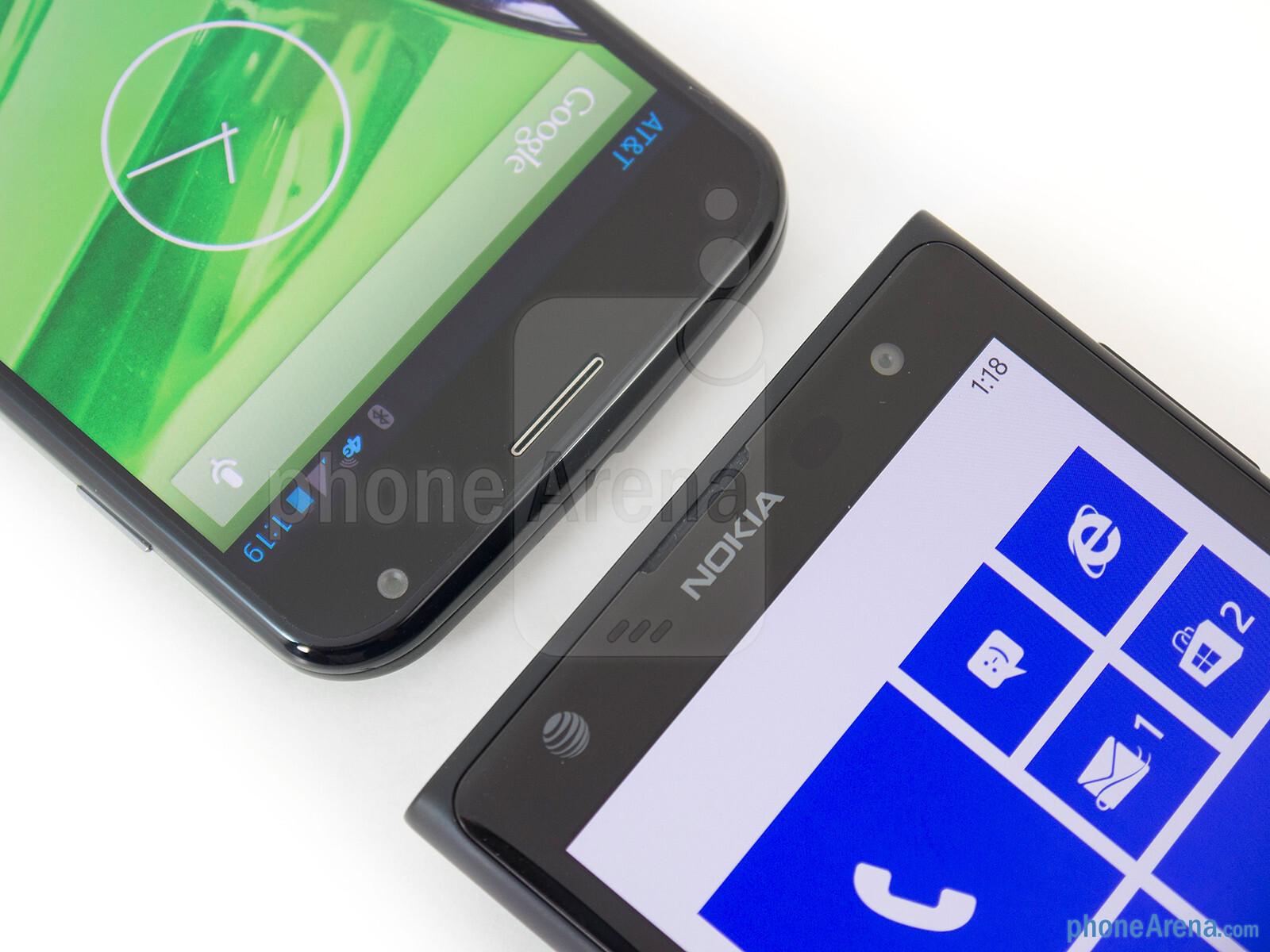 nokia lumia 1020 vs iphone x