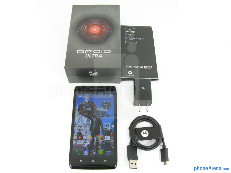 Motorola DROID Ultra Review
