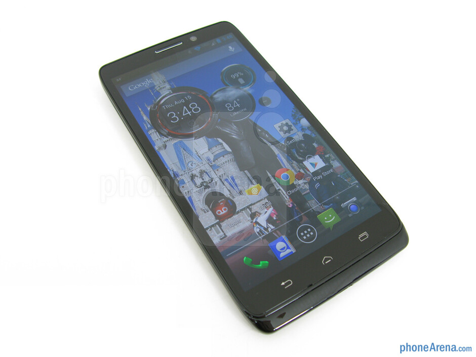 Front - Motorola DROID Ultra Review