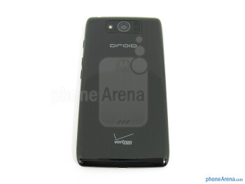 Back - Motorola DROID Ultra Review