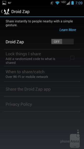 Droid Zap - Motorola DROID MAXX Review