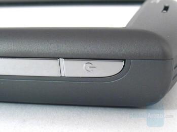 Power button - HTC P3300 Artemis Review