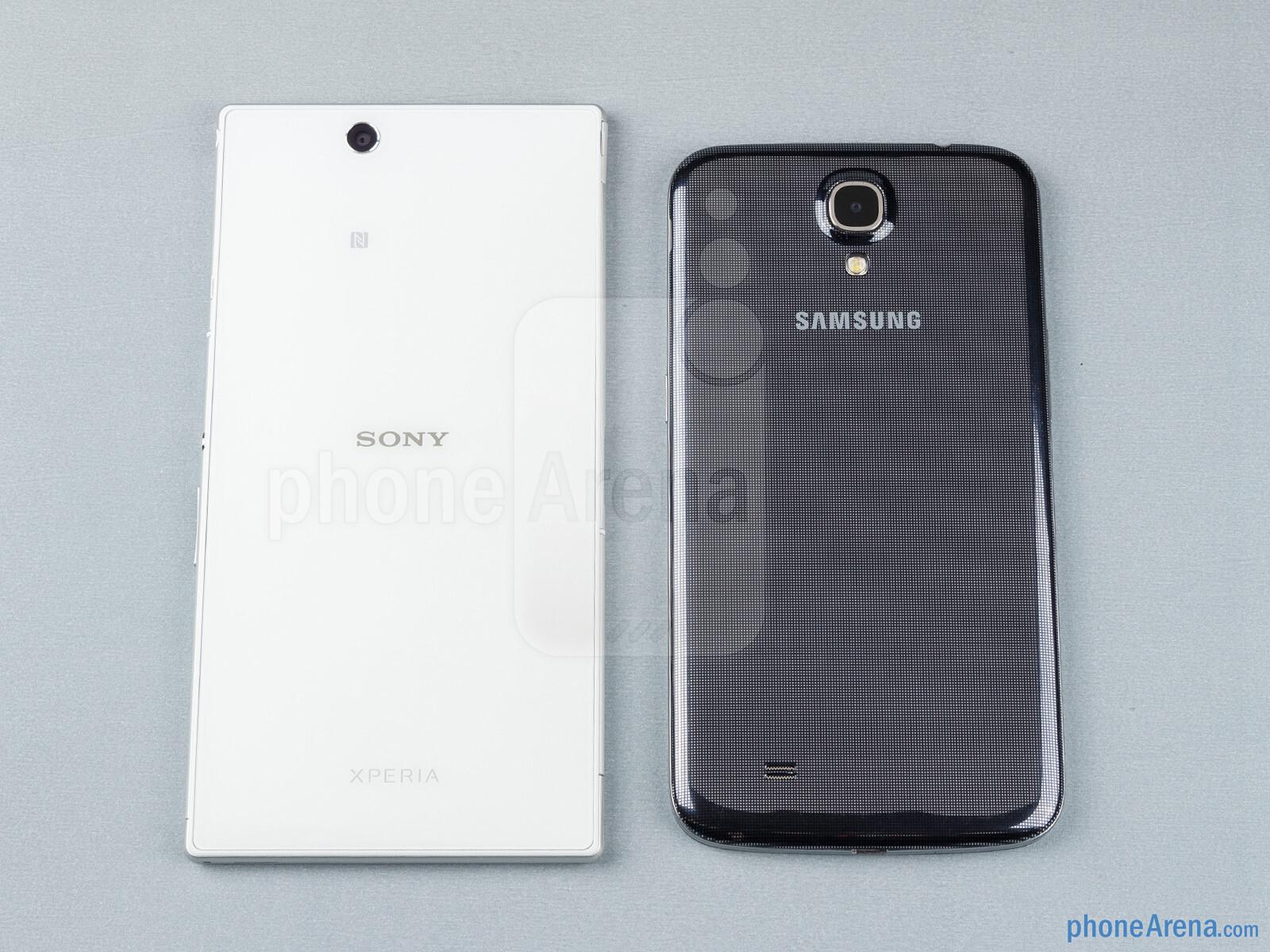 Sony Xperia Z Ultra vs Samsung Galaxy Mega 6.3