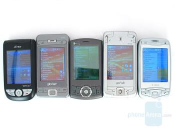 3 - HTC P3300 Artemis Review