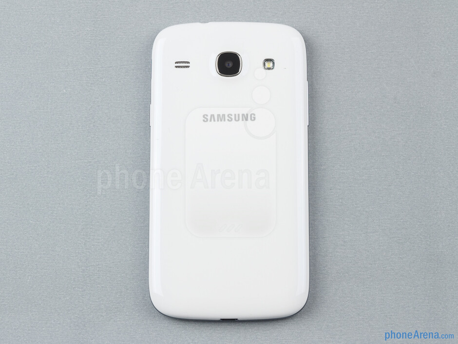 Back - Samsung Galaxy Core Review