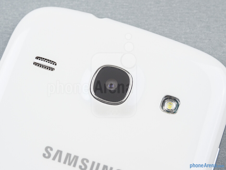Rear camera - Samsung Galaxy Core Review