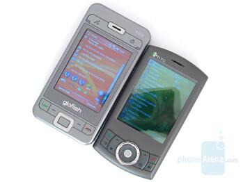 1 - HTC P3300 Artemis Review