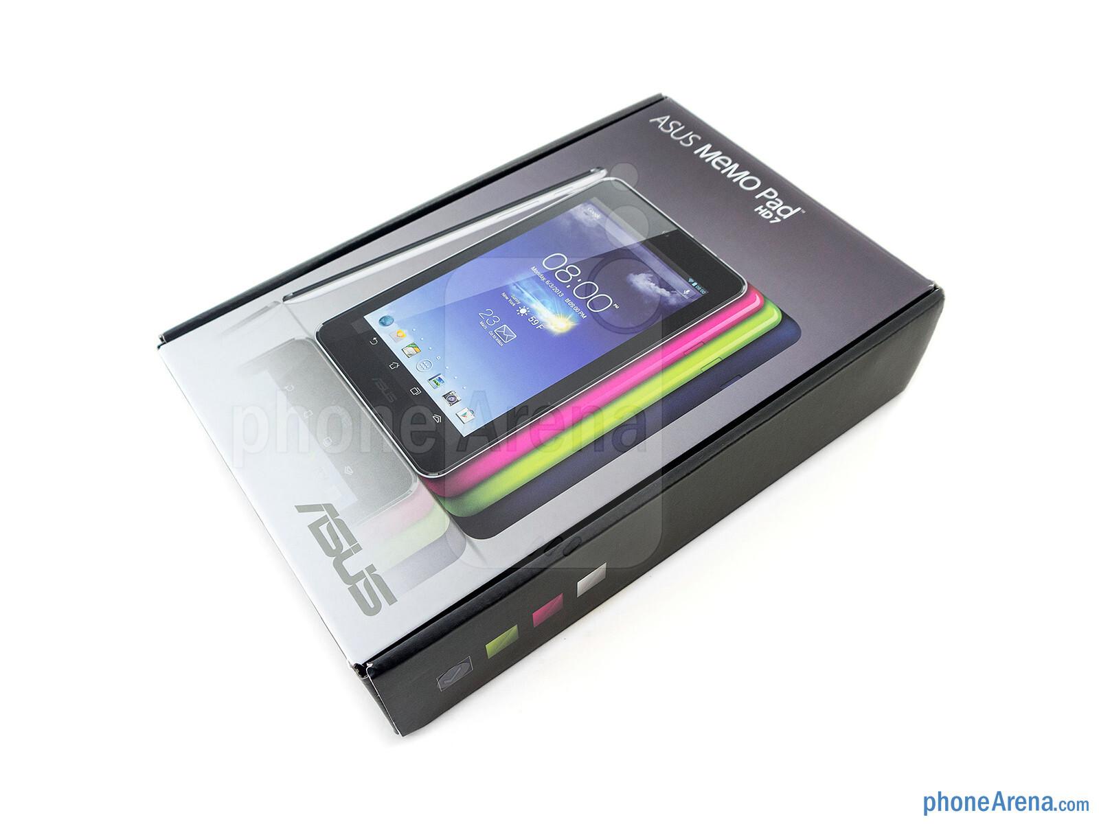Asus MeMo Pad HD 7 Review