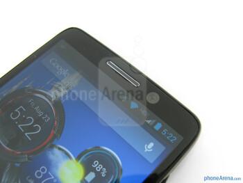 Front camera - Motorola DROID Mini Review