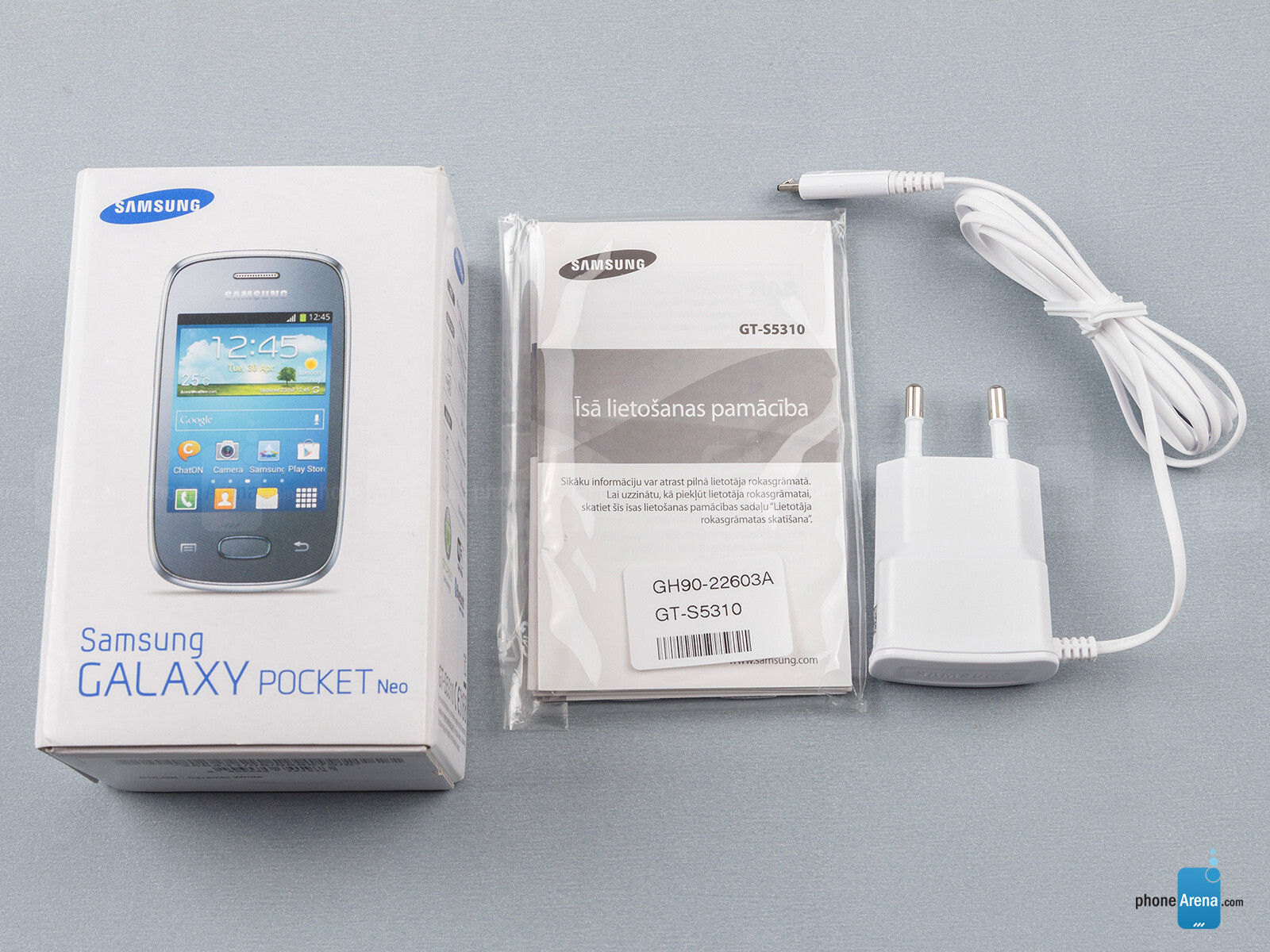Samsung Galaxy Pocket Neo Review - PhoneArena