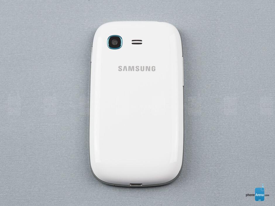 Back - Samsung Galaxy Pocket Neo Review
