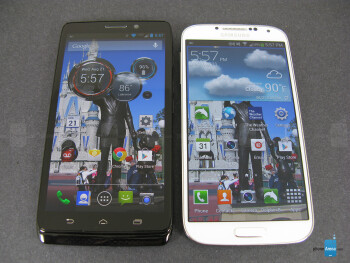 Motorola DROID Ultra vs Samsung Galaxy S4