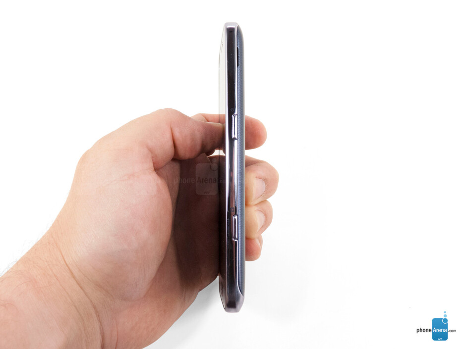 The Samsung ATIV S Neo is put together well - Samsung ATIV S Neo Review
