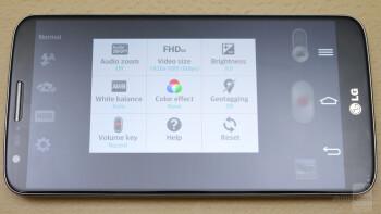 LG G2 camera UI - Motorola DROID Ultra vs LG G2