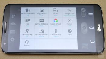 LG G2 camera UI - Google Nexus 5 vs LG G2