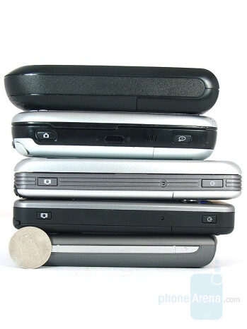 4 - HTC P3300 Artemis Review
