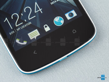 Capacitive Android keys - HTC Desire 500 Review