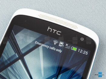 Front camera - HTC Desire 500 Review