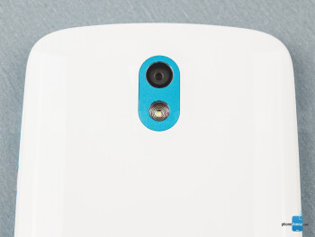 Rear camera - HTC Desire 500 Review