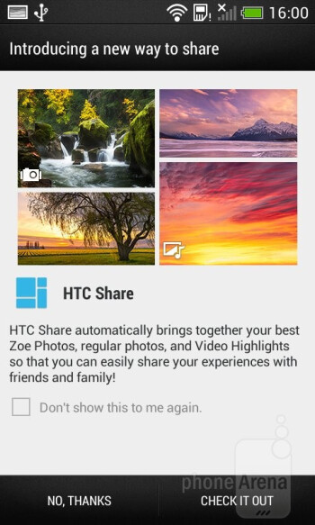 Gallery - HTC Desire 500 Review