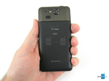The appearance of the Kyocera Hydro Elite is simplistic and minimalistic, with an all-black plastic construction - Kyocera Hydro Elite Review