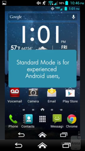 The Kyocera Hydro Elite comes running Android 4.1.2 Jelly Bean - Kyocera Hydro Elite Review
