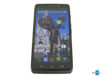Front - Motorola DROID MAXX Review