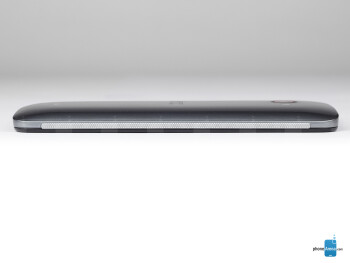 Left edge - The sides of the HTC Butterfly S - HTC Butterfly S Review