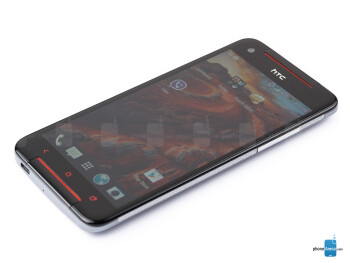 Front - HTC Butterfly S Review