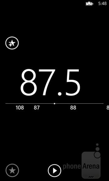 Multimedia apps on the Nokia Lumia 625 - Nokia Lumia 625 Review