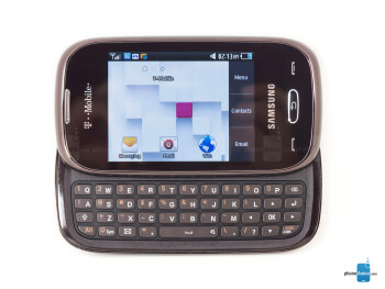 Samsung Gravity Q Review