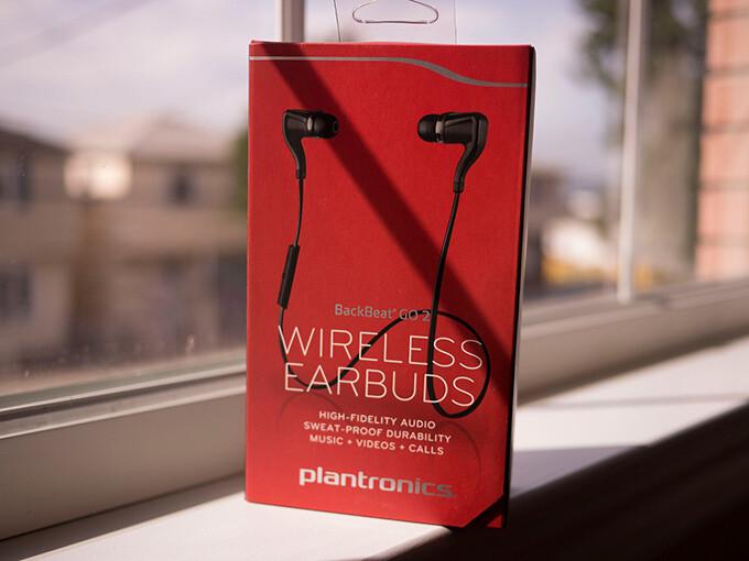 Plantronics BackBeat Go 2 Review