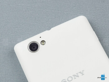 Rear camera - Sony Xperia M Review