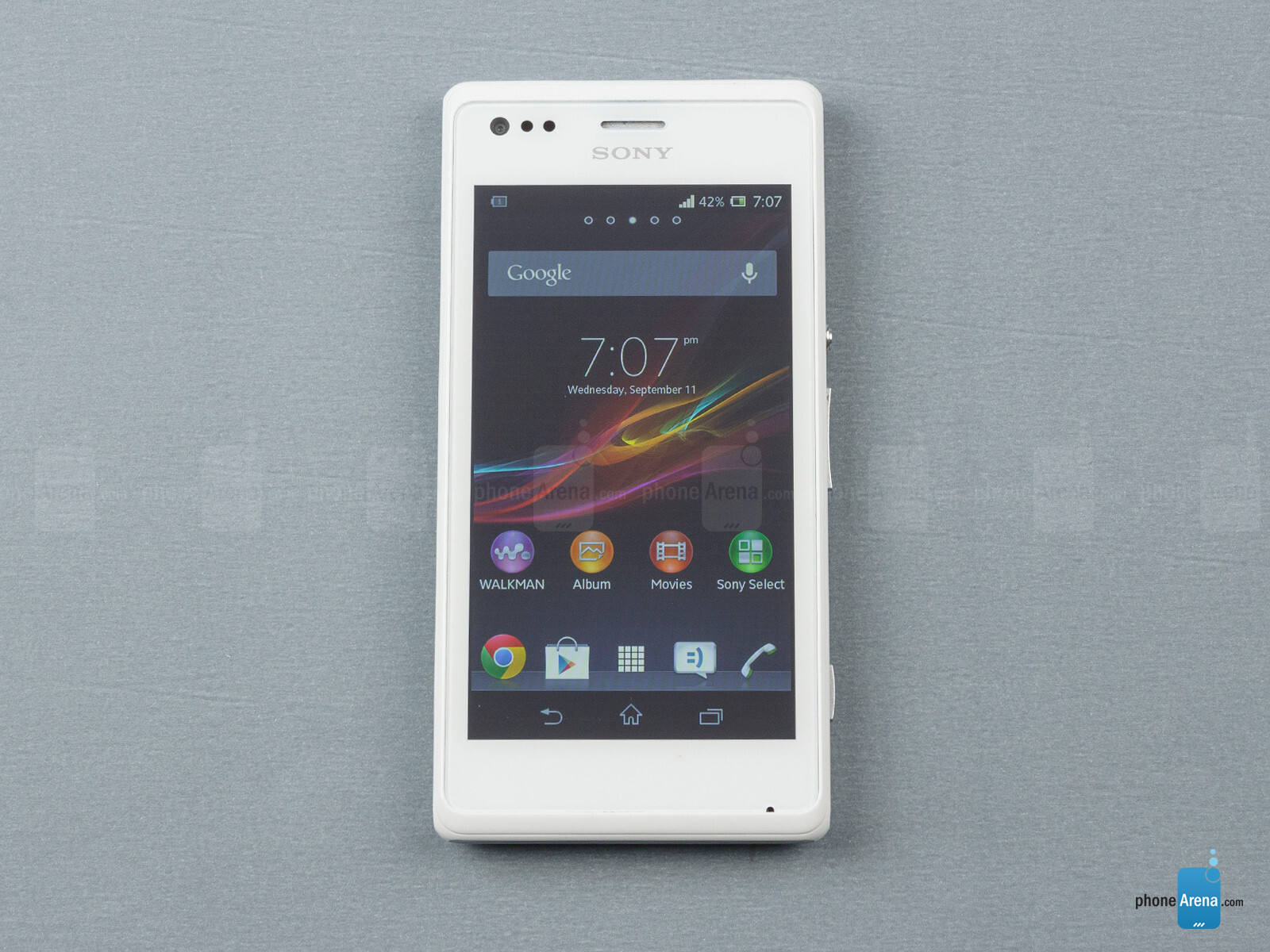 sony xperia m review   call quality battery and conclusion