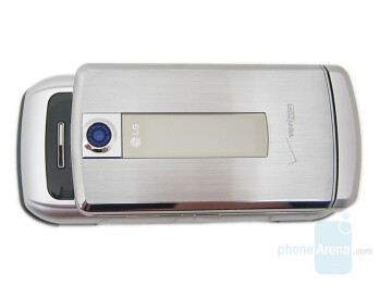 LG VX8700 compared to LG enV - LG VX8700 Review
