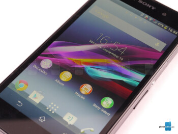 Sony Xperia Z1 Preview