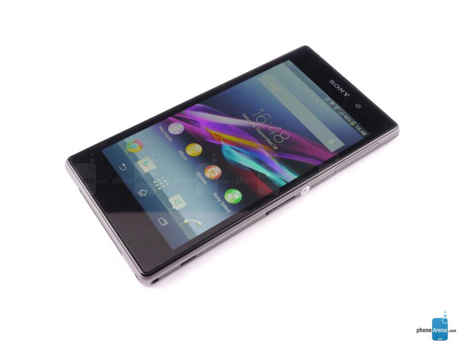 Sony Xperia Z1 Preview