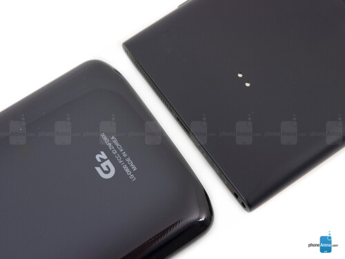 LG G2 vs Nokia Lumia 1020