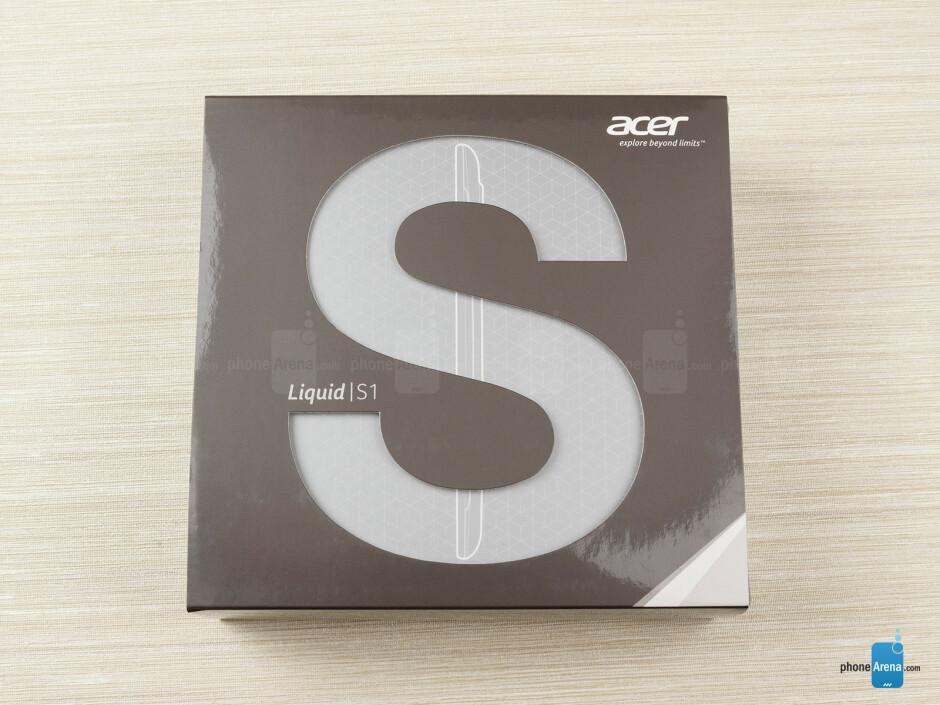 Acer Liquid S1 Review