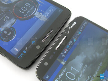 Motorola DROID Ultra vs LG G2