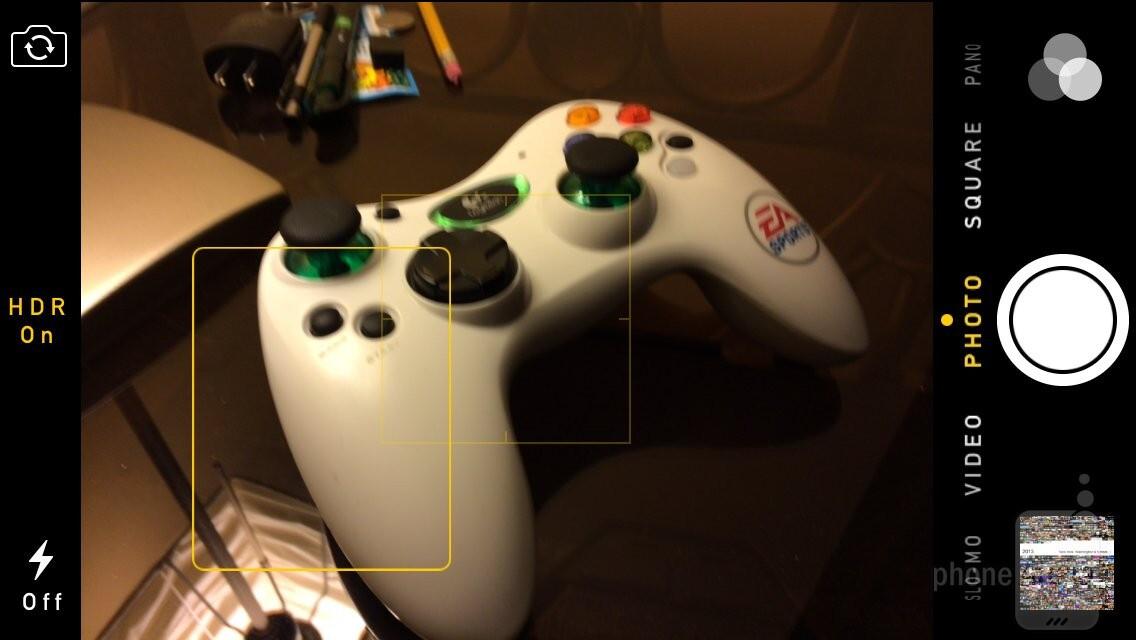 Google Nexus 5 vs Apple iPhone 5s - Camera and Multimedia