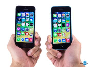 Apple iphone 5c vs 5s price