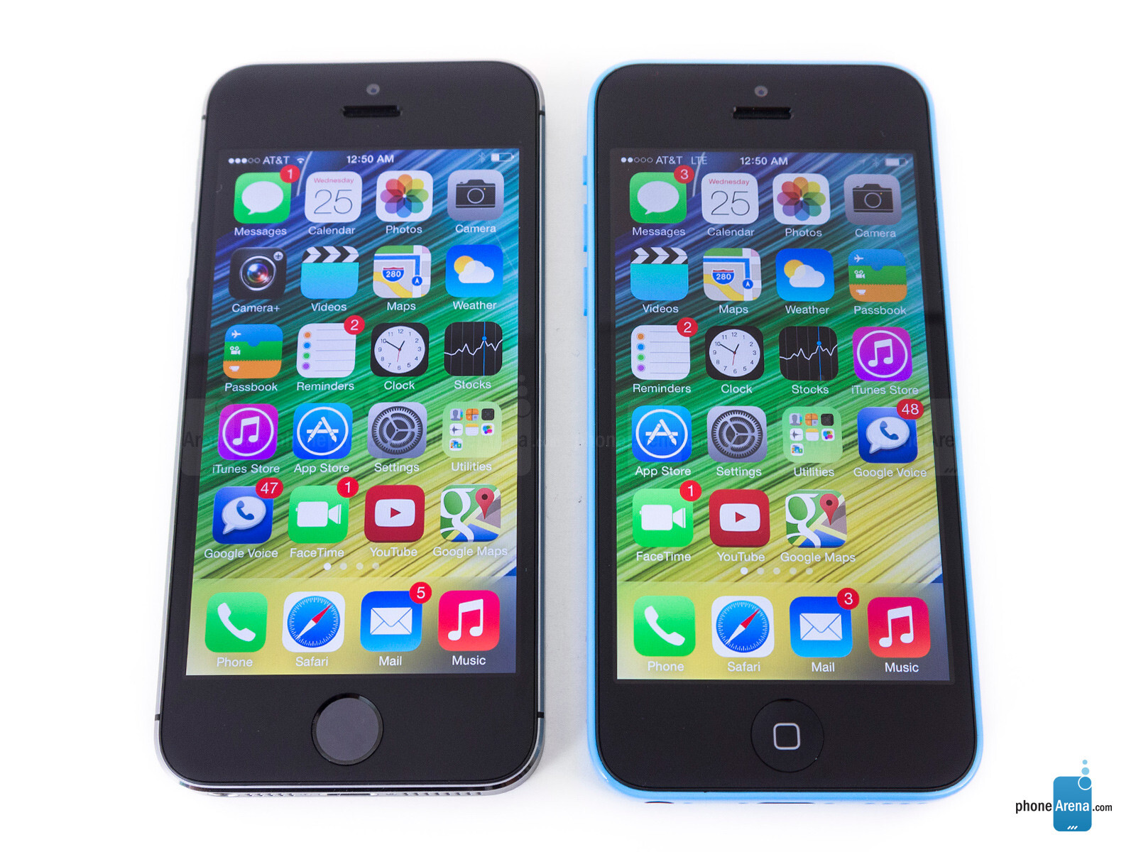iphone 5c vs iphone 5s apple iphone 5s vs apple iphone 5c 17442